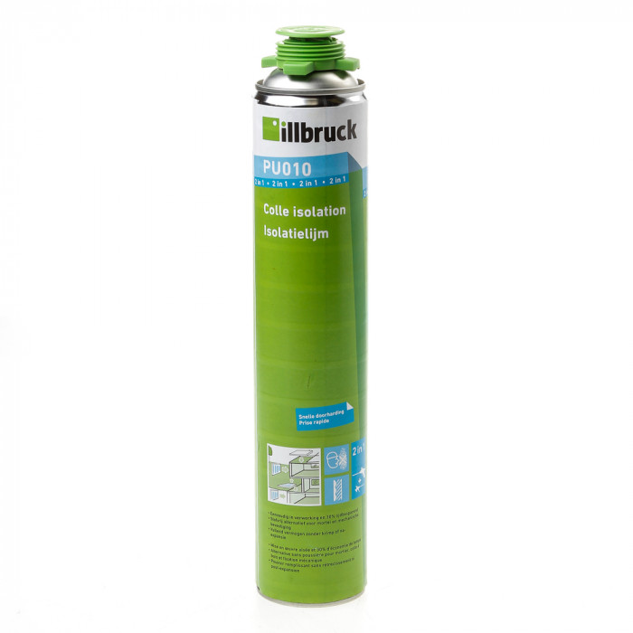 Isolatielijm PU010 Illbruck 750ml