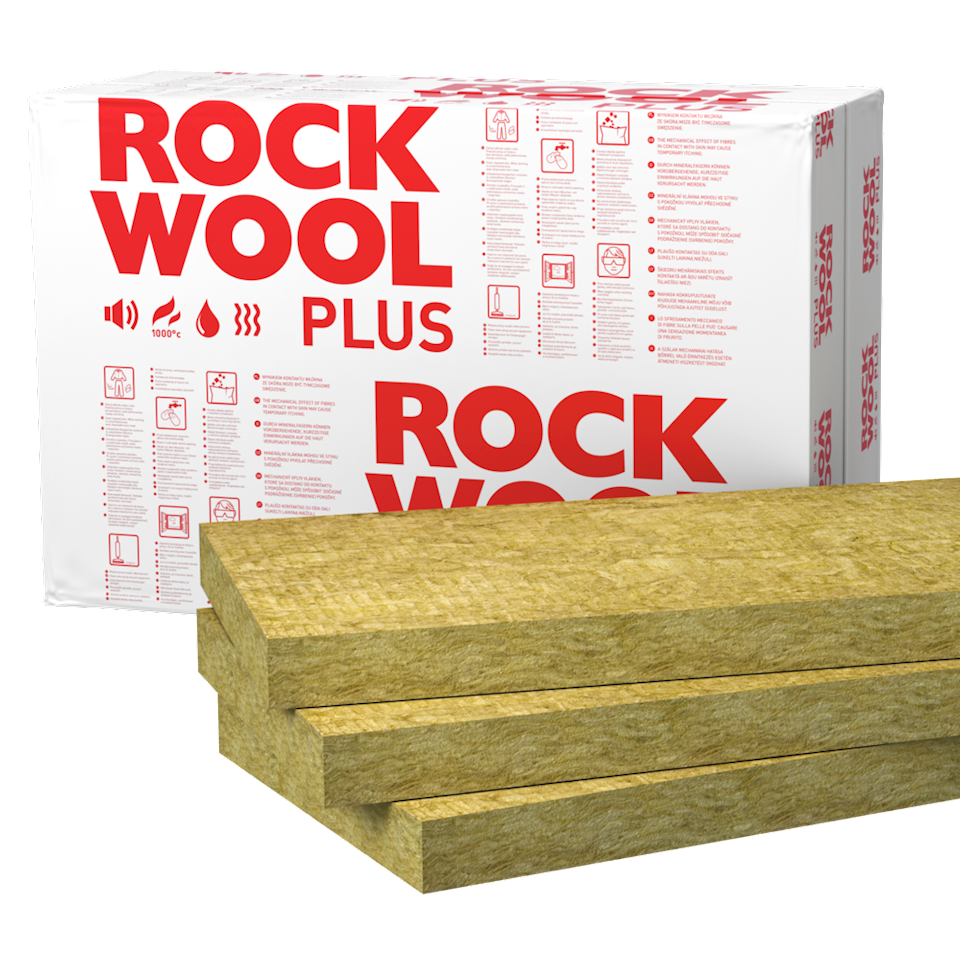 Rockwool-Plus