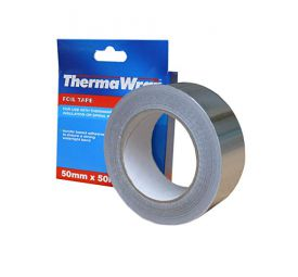 Aluminium tape 50 mm x 20 meter