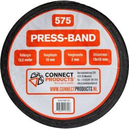 Seal-it 575 Press-band - compriband 20x4 mm (20x20) - 8 meter